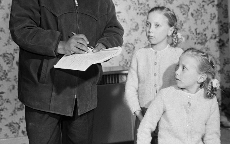 Siostry przez lata były poddawane najróżniejszym badaniom psychologicznym /Chris Paterson/Mirrorpix/Getty Images /Getty Images