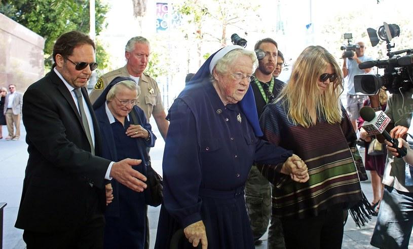 Siostry Rita Callanan i Catherine Rose Holzman w lipcu 2017 roku /Anthony McCartney /AP/Fotolink