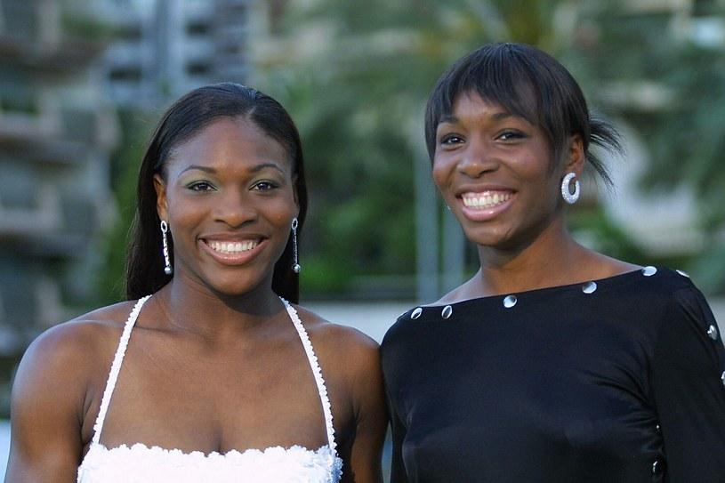 Siostry Williams przeszły na weganizm z przyczyn zdrowotnych /Vanina Lucchesi  /East News