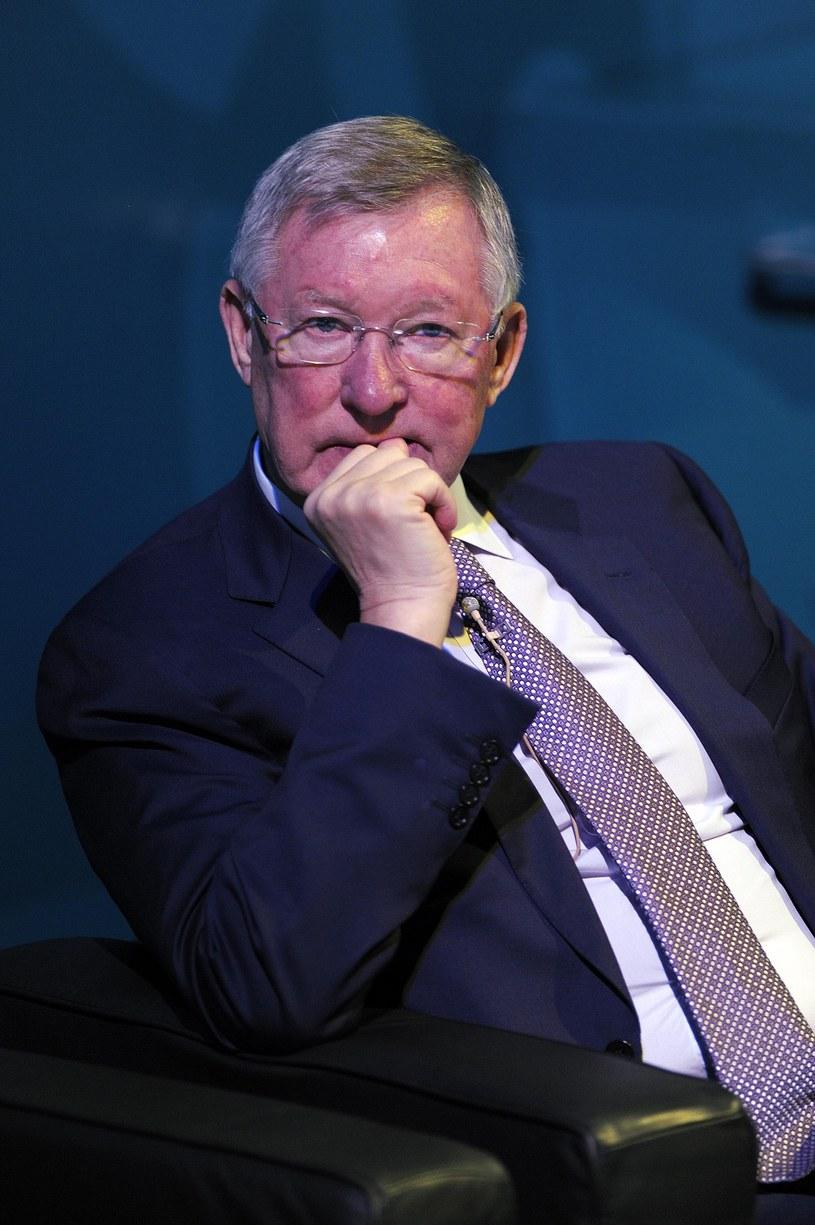 Sir Alex Ferguson wraca do zdrowia po udarze mózgu /AFP