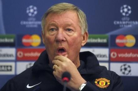Sir Alex Ferguson /AFP