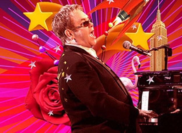 Sir Elton John /materiały prasowe