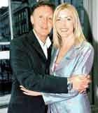Sir Paul McCartney z żoną Heather /