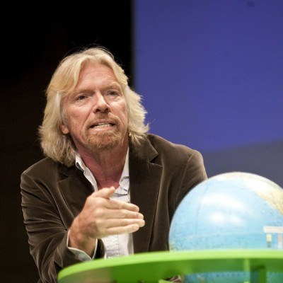 Sir Richard Branson, szef Virgin Group /AFP