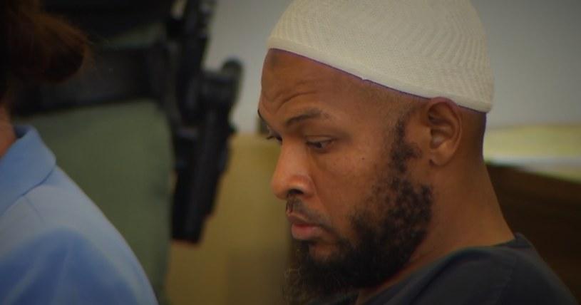 Siraj Ibn Wahhaj w sądzie /© 2020 Reuters