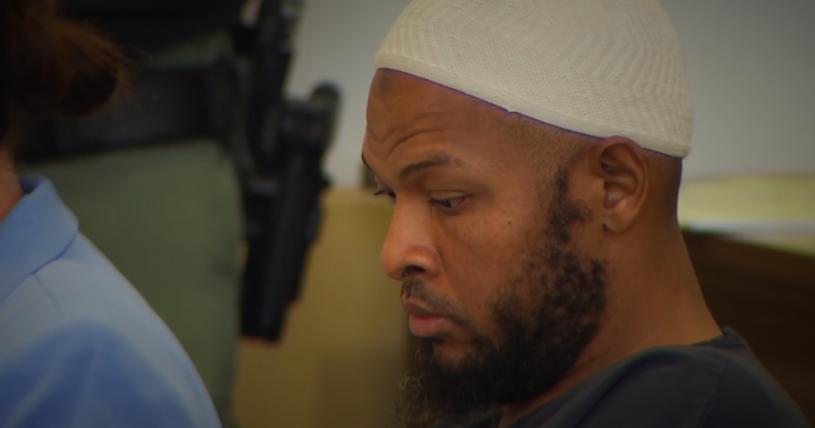 Siraj Ibn Wahhaj w sądzie /Reuters