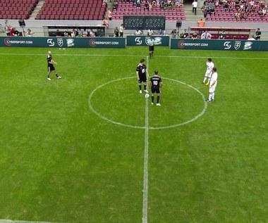 SK gaming pokonuje 5-4 drużynę Virtus.pro w meczu piłki nożnej