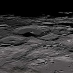 Skąd wziął się lód na Księżycu?