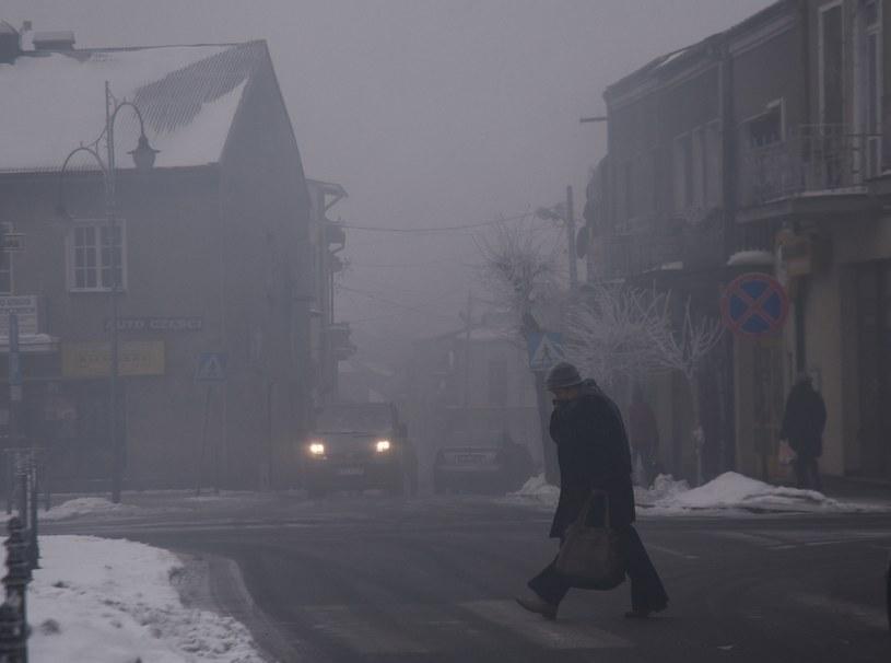 Skala. Jedno z najbardziej zanieczyszczonych miejsc na świecie /Marek Lasyk  /Reporter