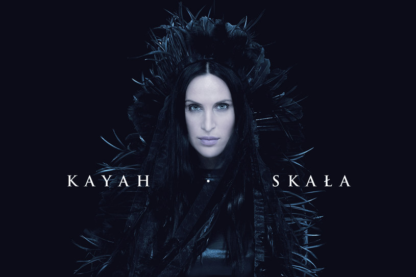 """""""Skała"""" - najnowsza płyta Kayah  /materiały prasowe"""