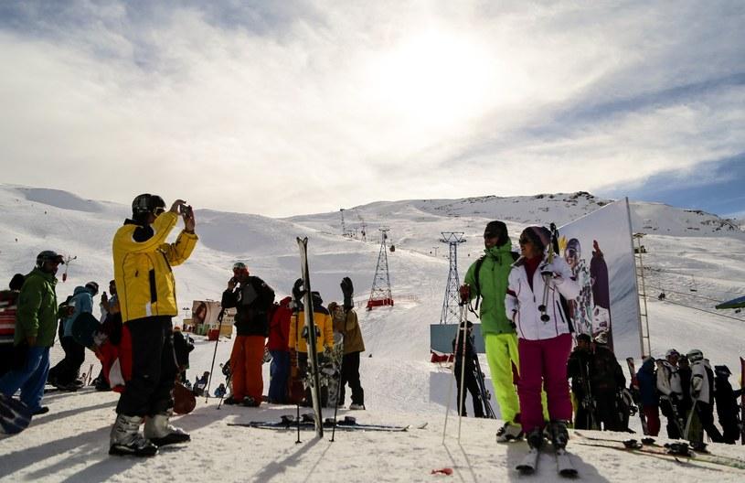 Skala trudności tras w Dizin jest idealna dla początkujących i średnio zaawansowanych narciarzy /Getty Images