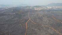 Skala zniszczeń jest ogromna. Pożary dewastują Turcję
