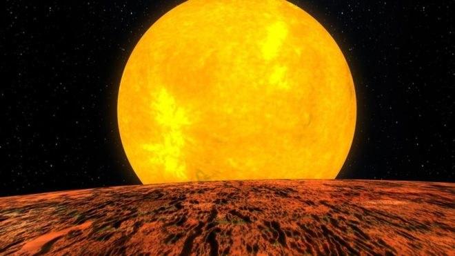 Skaliste planety istnieją także w odległych regionach wszechświata /NASA