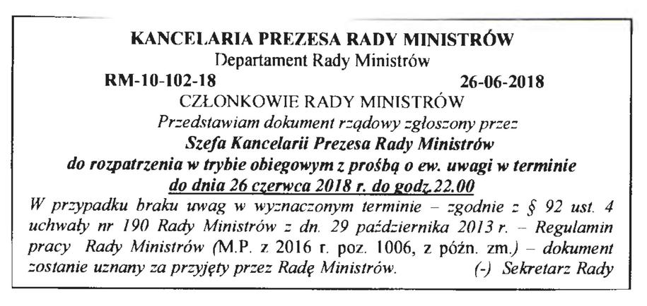 Skan pisma Michała Dworczyka /RMF FM