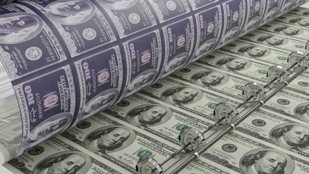 Skandal finansowy w USA /Shutterstock