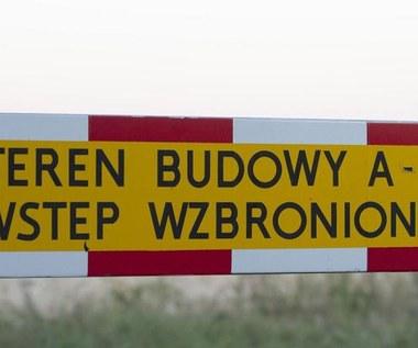 Skandal na budowie A1. Mostu na razie nie będzie!