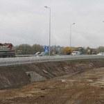 Skandal na budowie autostrady
