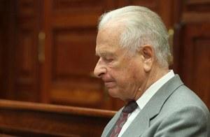 Skandal na rozprawie w sprawie Kiszczaka