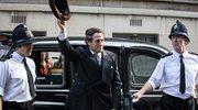 """Skandal w angielskim stylu"": Hugh Grant w nowym serialu"
