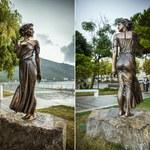 """Skandal we Włoszech. Rzeźbiarz o """"seksistowskiej"""" rzeźbie XIX-wiecznej chłopki. """"Zrobiłbym ją zupełnie nagą"""""""