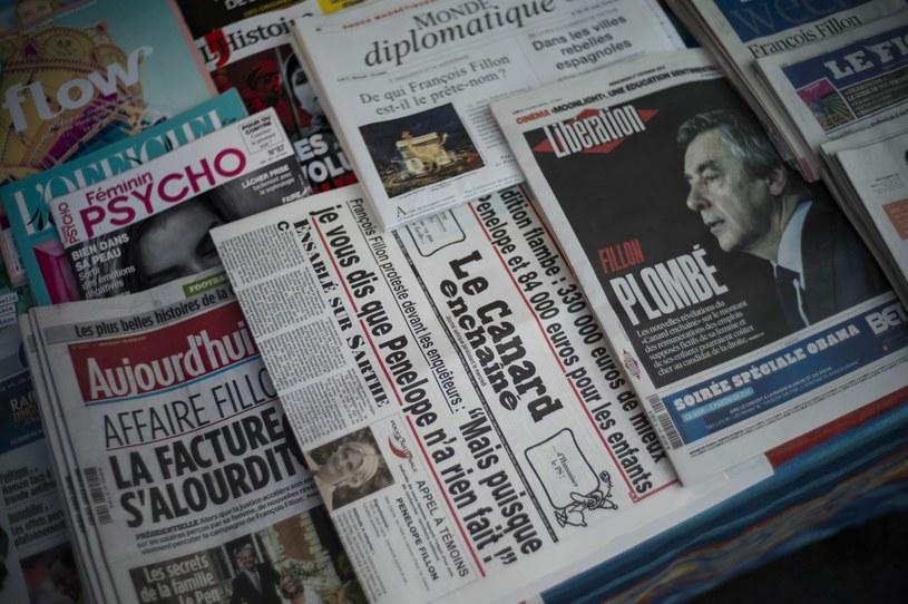 Skandal z wynagrodzeniem żony Fillona może utorować skrajnej prawicy drogę do władzy /PAP/EPA