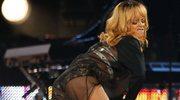 Skandaliczne zachowanie Rihanny