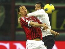 Skandaliczny atak obrońcy Lazio na piłkarza AC Milan!