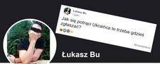 """Skandaliczny wpis na Facebooku. """"Jak się potrąci Ukraińca..."""""""