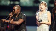 Skandalista Kanye West przed pocałunkiem Madonny i Britney