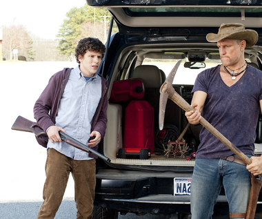 Skandalista Woody Harrelson