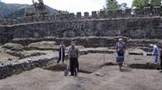 Skarb monet ze srebra i brązu odkryli archeolodzy w Gruzji
