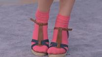 Skarpety w sandałach w kobiecym wydaniu