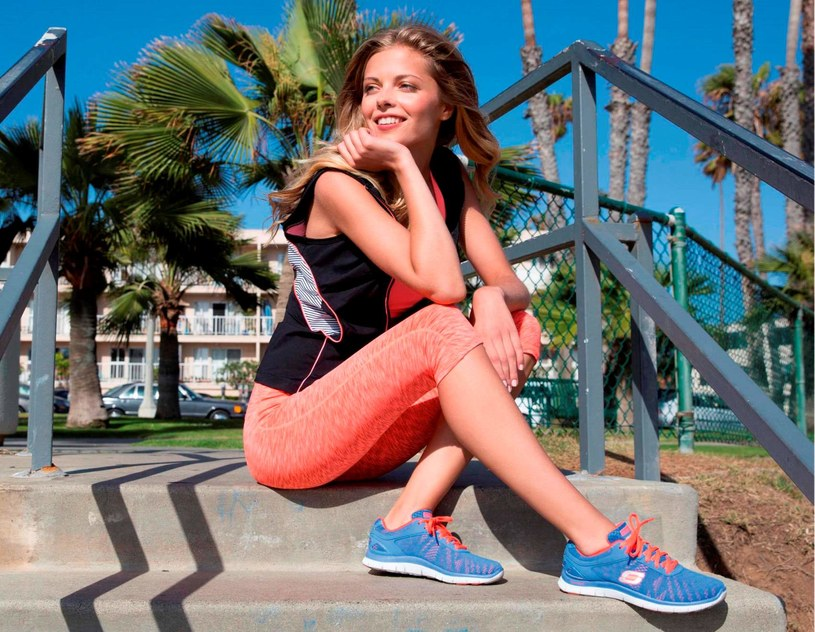 Skechers dla fanek street fashion Moda Styl.pl Twoja