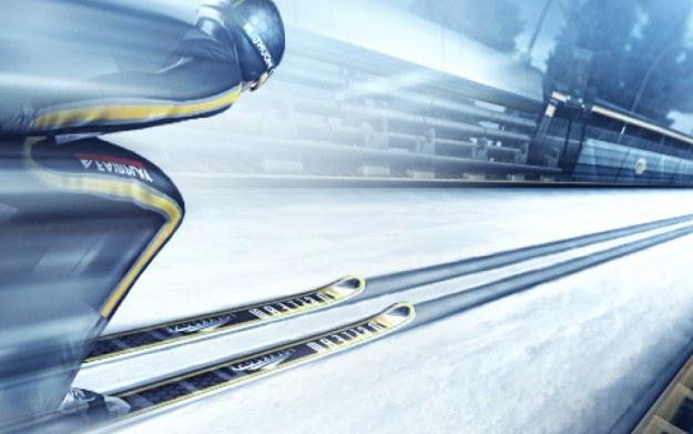 Ski Jumping Pro - motyw graficzny /materiały prasowe