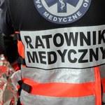 Skierniewice: Pijany 43-latek zaatakował ratownika medycznego