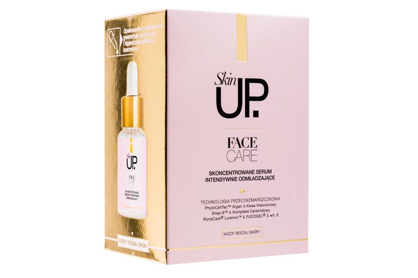 Skin UP: Skoncentrowane serum intensywnie odmładzające /materiały prasowe