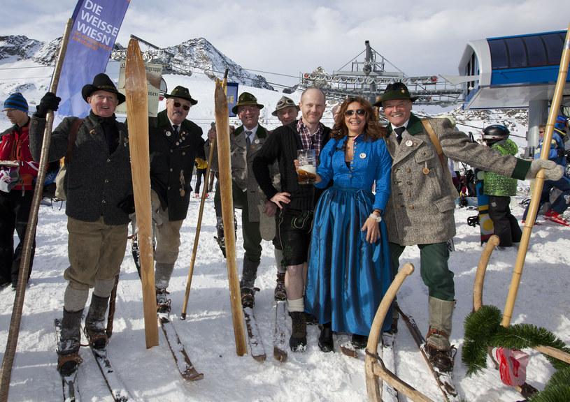 Skioctoberfest na lodowcu Stubai /materiały prasowe
