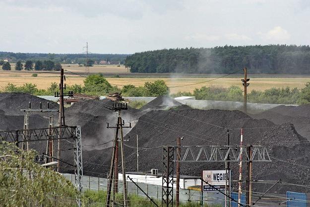 Skład węgla w Zdunach/fot. P.W. Płócienniczak /Rzecz Krotoszyńska
