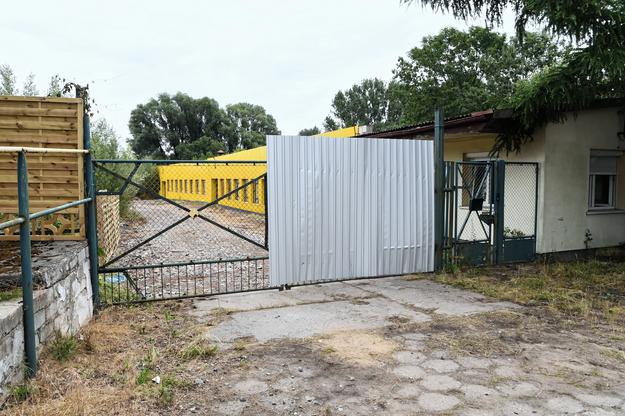 Składowisko w Marcinowie /Tytus Żmijewski /PAP