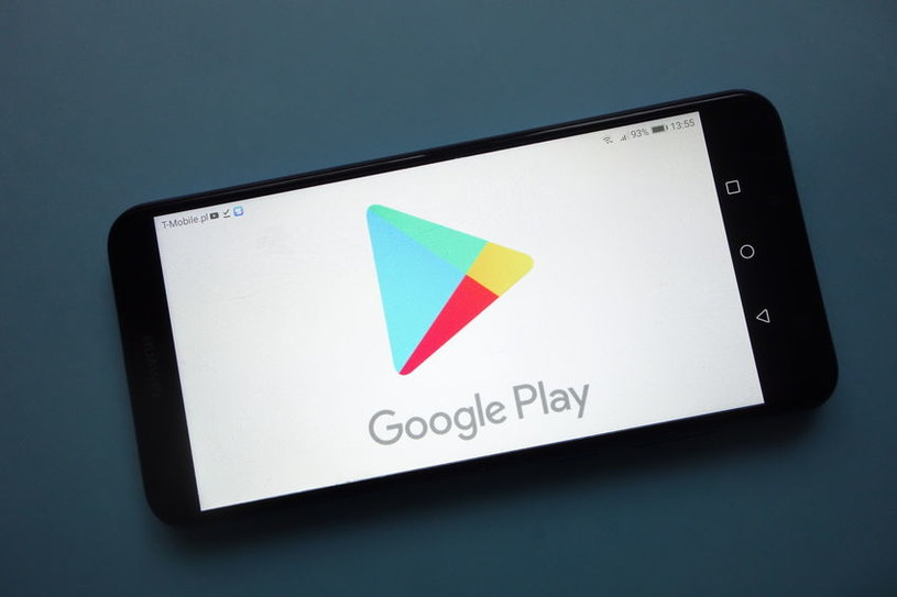 Sklep Google Play /123RF/PICSEL