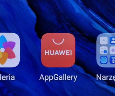 Sklep Huawei AppGallery z rekordowymi wzrostami
