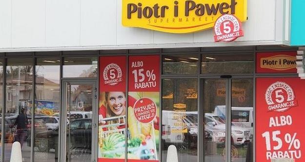 Sklep Piotr i Paweł, Marki, al. Marszałka J. Piłsudskiego 200A. /MondayNews