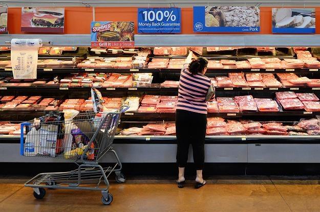 Sklep spożywczy w Kalifornii. Fot. Kevork Djansezian /Getty Images/Flash Press Media