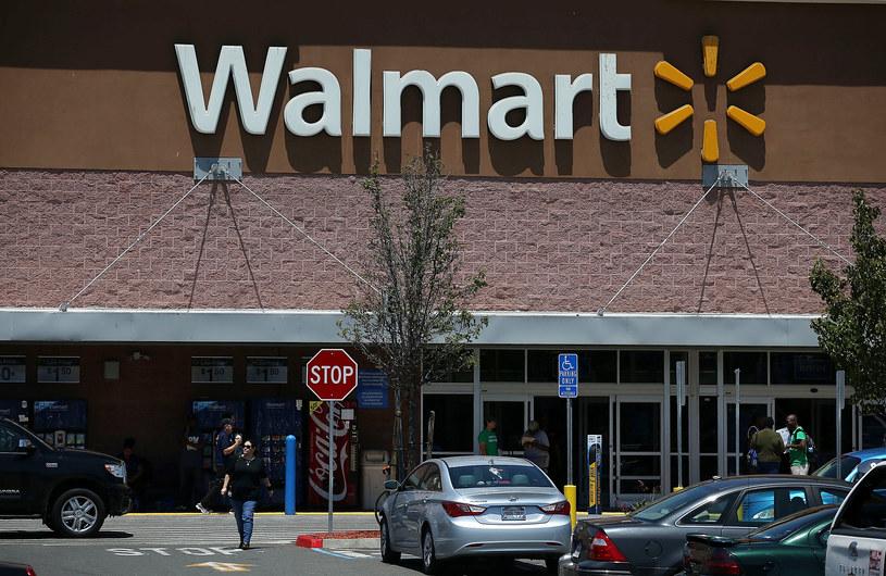 Sklep Walmarta w Oakland, Kalifornia /Justin Sullivan /Getty Images