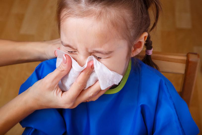 Skłonność do chorób alergicznych jest dziedziczna /123RF/PICSEL