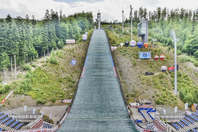 Skocznia narciarska w Wiśle /Kacper Kirklewski /Newspix
