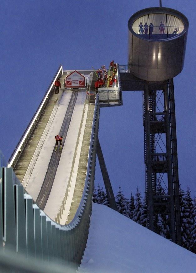 Skocznia w Klingenthal /AFP