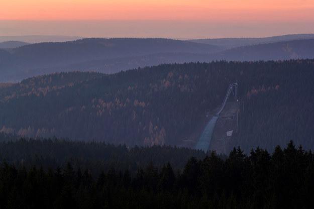 Skocznia w niemieckim Klingenthal. /Shutterstock