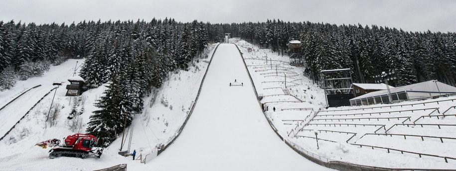 Skocznia w Titisee-Neustadt /Patrick Seeger  /PAP/EPA
