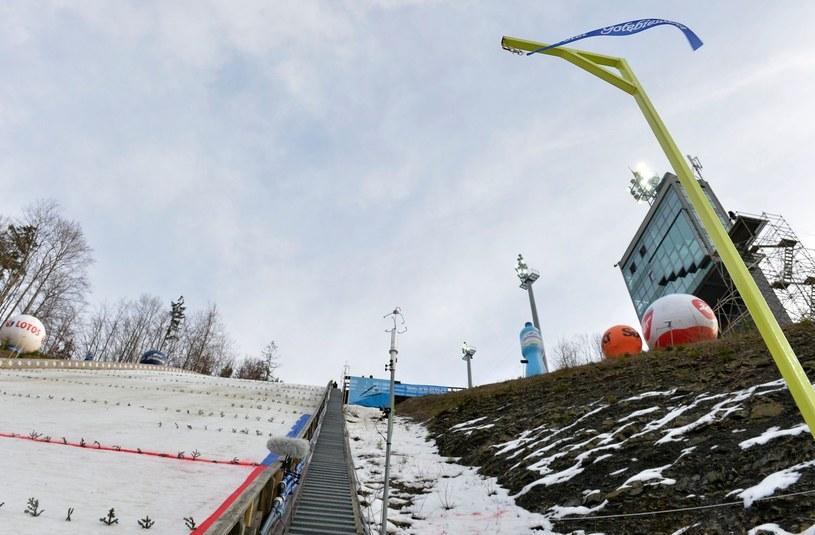 Skocznia w Wiśle /AFP